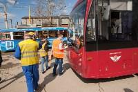 Конкурс водителей троллейбусов, Фото: 18