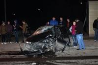 На ул. Металлургов в Туле лоб в лоб столкнулись две Daewoo, Фото: 15