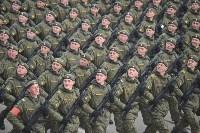 Репетиция Парада Победы в подмосковном Алабино, Фото: 117