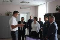 Замминистра МЧС проверил в Туле ход внедрения АПК «Безопасный город», Фото: 9