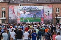 Футбол на большом экране в Тульском кремле, Фото: 55