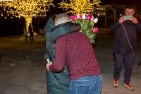Туляк сделал предложение своей девушке на набережной, Фото: 62