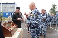 Сотрудники ОМОН поклонились мощам святого великомученика Георгия Победоносца, Фото: 40