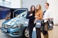Mercedes-Benz представил обновленный В-класс, Фото: 24