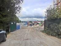 Захват земли застройщиком на Демонстрации, Фото: 4