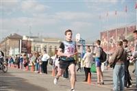 Легкоатлетическая эстафета школьников. 1.05.2014, Фото: 27