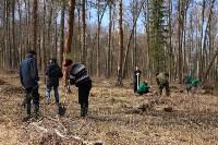 Посадка деревье в Ясной Поляне. 17.04.2015, Фото: 24