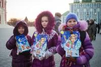В Тульском кремле открылась новогодняя елка, Фото: 52