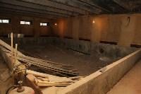 Реконструкция бассейна школы №21. 9.12.2014, Фото: 1