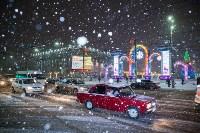 Вечерний снегопад в Туле, Фото: 9