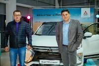 Презентация нового Mitsubishi ECLIPSE CROSS, Фото: 36