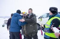 В Туле выбрали лучших рыбаков по ловле на блесну со льда, Фото: 75