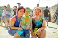 В Туле прошел фестиваль красок и летнего настроения, Фото: 146