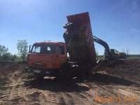В Туле с поля незаконно вывезли 100 КАМАЗов чернозема, Фото: 7