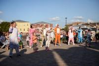 На тульском «Газоне» прошла пижамная вечеринка, Фото: 9