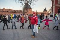 В Тульском кремле открылась новогодняя елка, Фото: 13