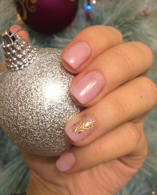 Новогоднее настроение на кончиках пальцев!
