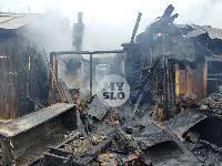 Пожар возле Тульского цирка, Фото: 15