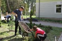 «Трудовой десант» Тульской областной думы в Ясной Поляне, Фото: 27