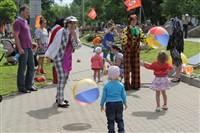 День ветеранов боевых действий Тульской области, 25 мая 2013 года, Фото: 1