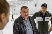 Андрианов в ледовом дворце и Рогожинском парке, Фото: 39
