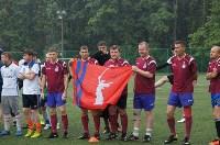 Футбольный турнир. Журналисты, Фото: 3