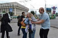 """В Туле проходит """"обнимашечный"""" флешмоб, Фото: 95"""