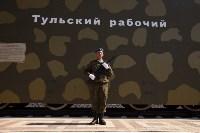 Открытие монумента и бронепоезда на Московском вокзале. 8 мая 2015 года, Фото: 88