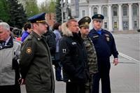 Вторая генеральная репетиция парада Победы. 7.05.2014, Фото: 51