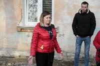 Жители Щекино: «Стены и фундамент дома в трещинах, но капремонт почему-то откладывают», Фото: 34