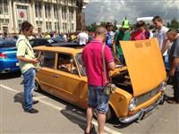 """Фестиваль """"Автострада"""" в Туле, Фото: 6"""