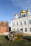 Сборка часового пояса колокольни Тульского Кремля, Фото: 8
