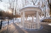 Морозное утро в Платоновском парке, Фото: 25
