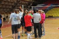 Волейболистки «Тулицы» готовятся к домашним матчам с уфимской командой, Фото: 5