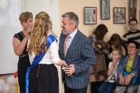 Александр Балберов поздравил выпускников тульской школы, Фото: 31