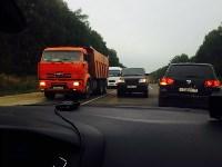 """Авария на трассе """"Тула-Новомосковск"""", Фото: 13"""