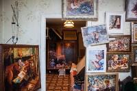 Александр Немцов рассказал об истории картины с Путиным, Богородицей и Николаем II, Фото: 19
