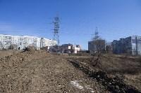 Туляк засыпал ручей, 12 колодцев и 4 канализационных люка, самовольно строя дорогу, Фото: 10