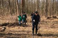 Посадка деревье в Ясной Поляне. 17.04.2015, Фото: 10