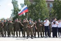 Тульские десантники отметили День ВДВ, Фото: 149