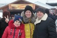 Как туляки провожали зиму на набережной Упы, Фото: 89
