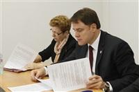 Пресс-конференция, посвященная реконструкции Тульского кремля. 11 марта 2014, Фото: 13