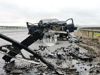 В серьезном ДТП на М-2 в Туле пострадали три человека, Фото: 22