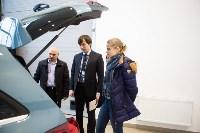 Mercedes-Benz представил обновленный В-класс, Фото: 20