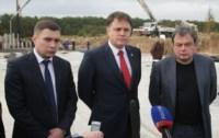 Владимир Груздев посетил строительную площадку микрорайона «Новая Тула», Фото: 11