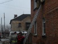 Пожар в Суворовском районе утром 16 декабря, Фото: 3