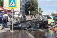 ДТП на перекрестке улиц Ложевой и Калинина, Фото: 2