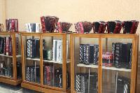 Депутаты Тульской облдумы посетили производство музыкальных инструментов, Фото: 14