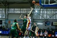 Тульские баскетболисты «Арсенала» обыграли черкесский «Эльбрус», Фото: 45