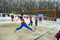 Турнир Tula Open по пляжному волейболу на снегу, Фото: 100